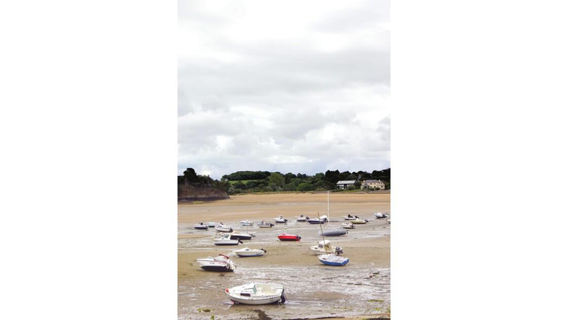 St Malo : Rothéneuf et la Pointe de la Varde
