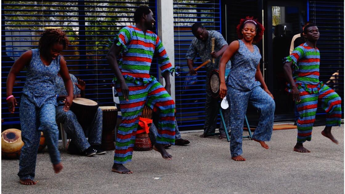 dance africaine