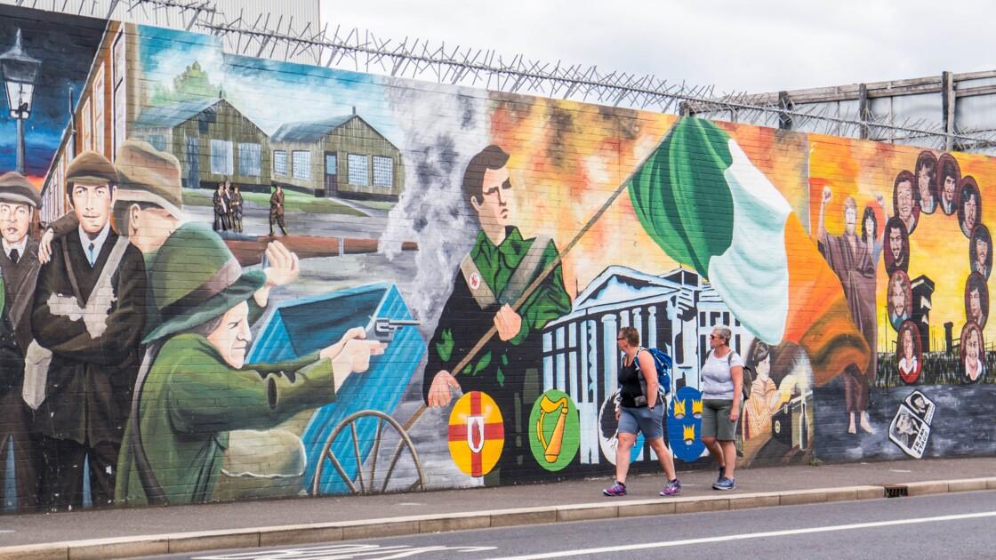 Irlande et Irlande du Nord