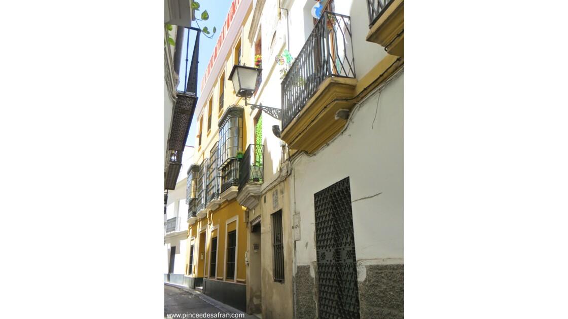 Séville, Barrio de Santa Cruz