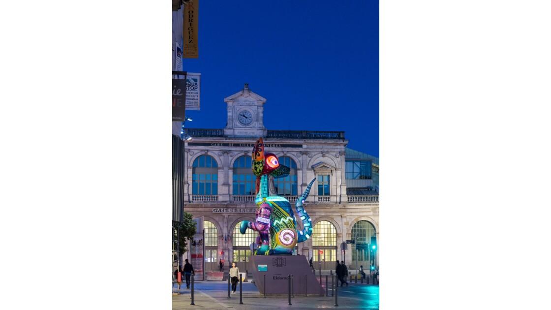 Week end arty à Lille et Roubaix