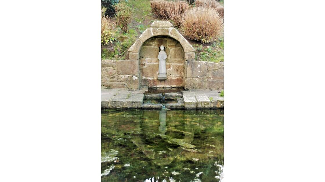 Fontaine de St Pabu
