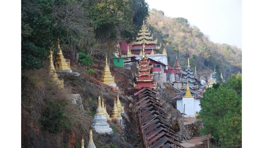 Grotte Shwe Oo Min