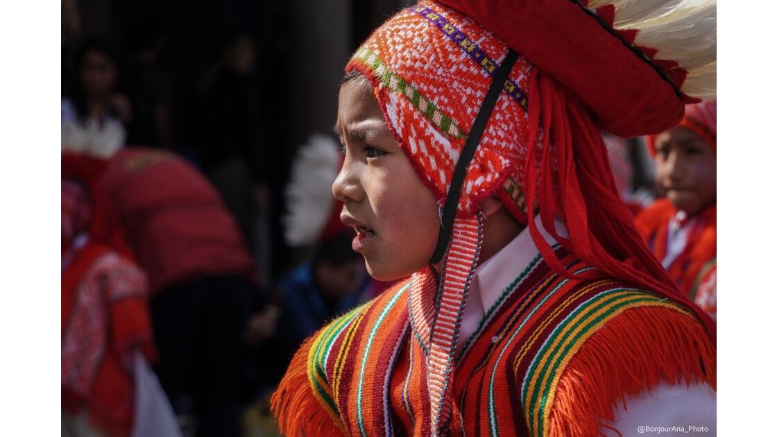 Enfant peruvien (I)