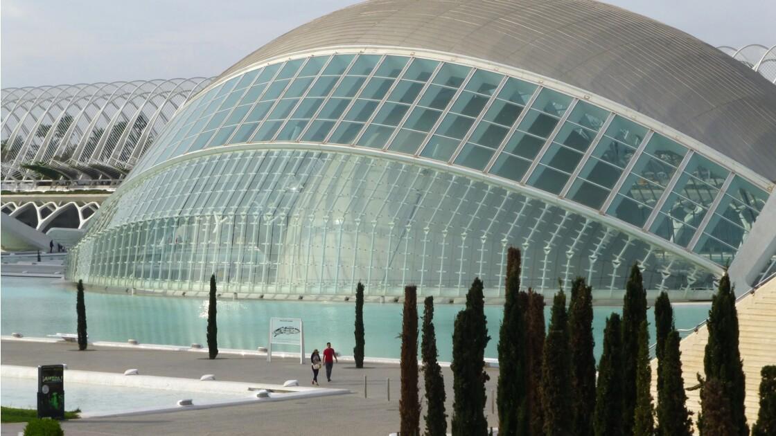 L'Hémisphérique à Valence