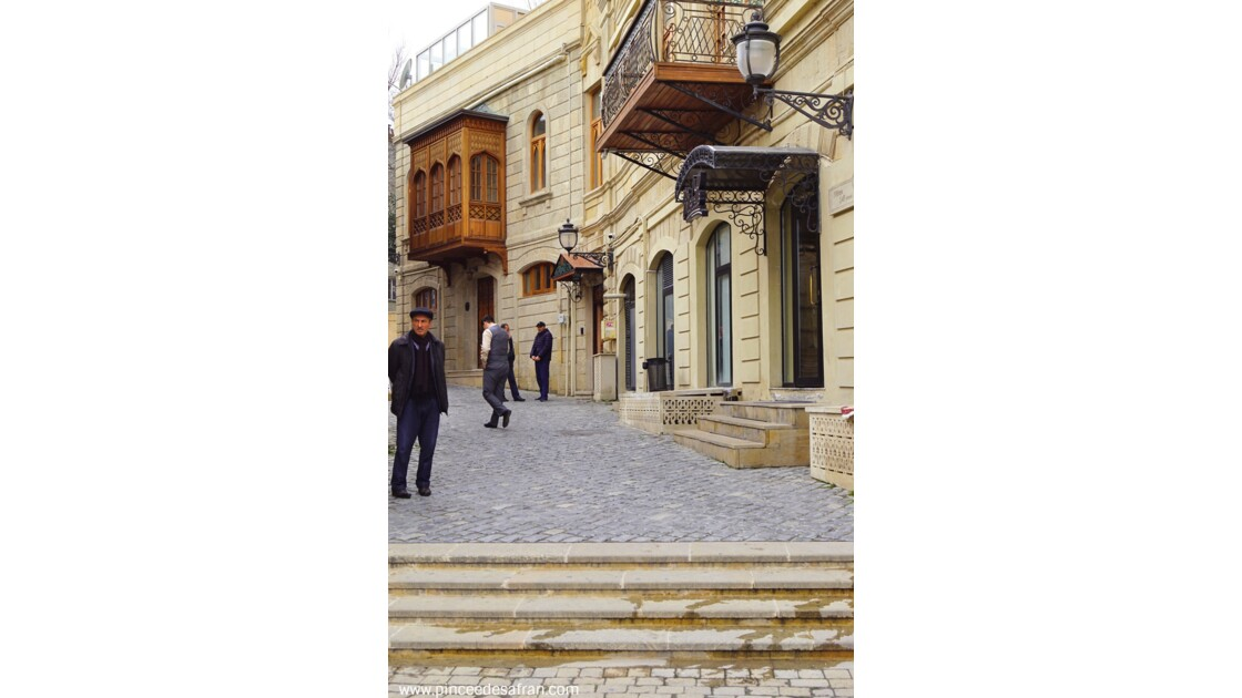 Bakou, Icheri Sheher