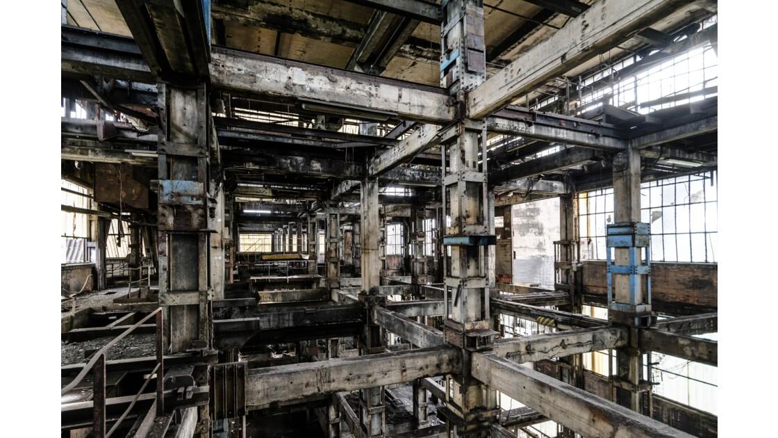 URBEX - Lavoir à charbon