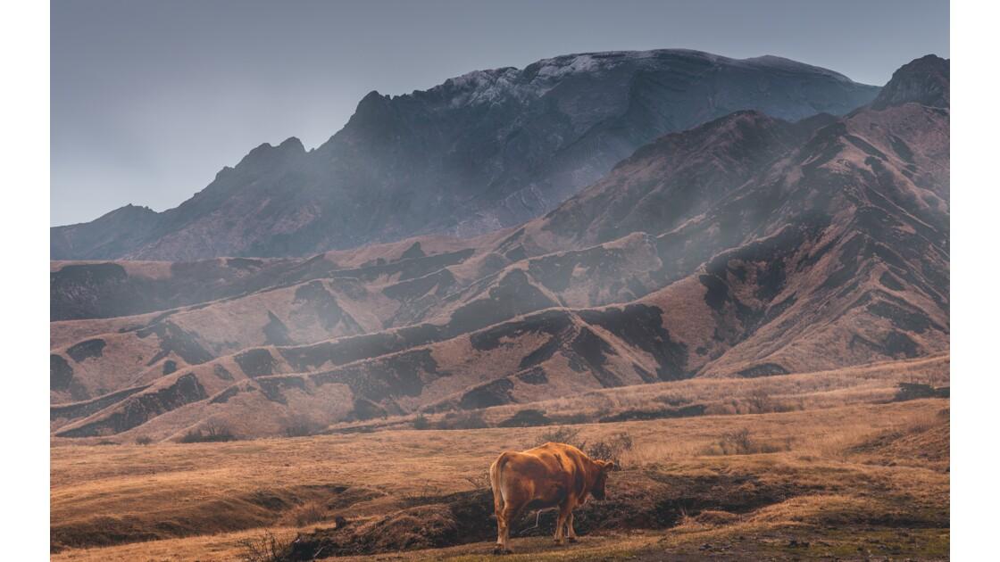 Mont Aso Japon