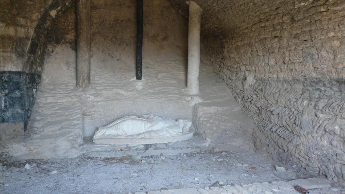 Le grotte sépulcrale