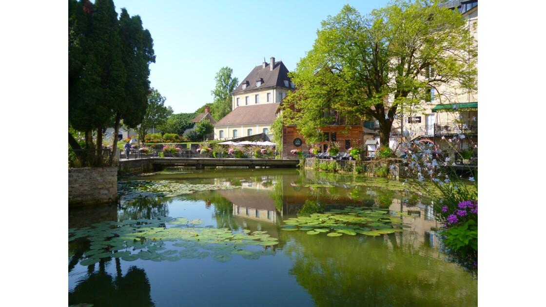 Dole, ville natale de Pasteur, France