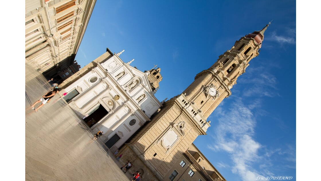 Saragosse et sa cathédrale