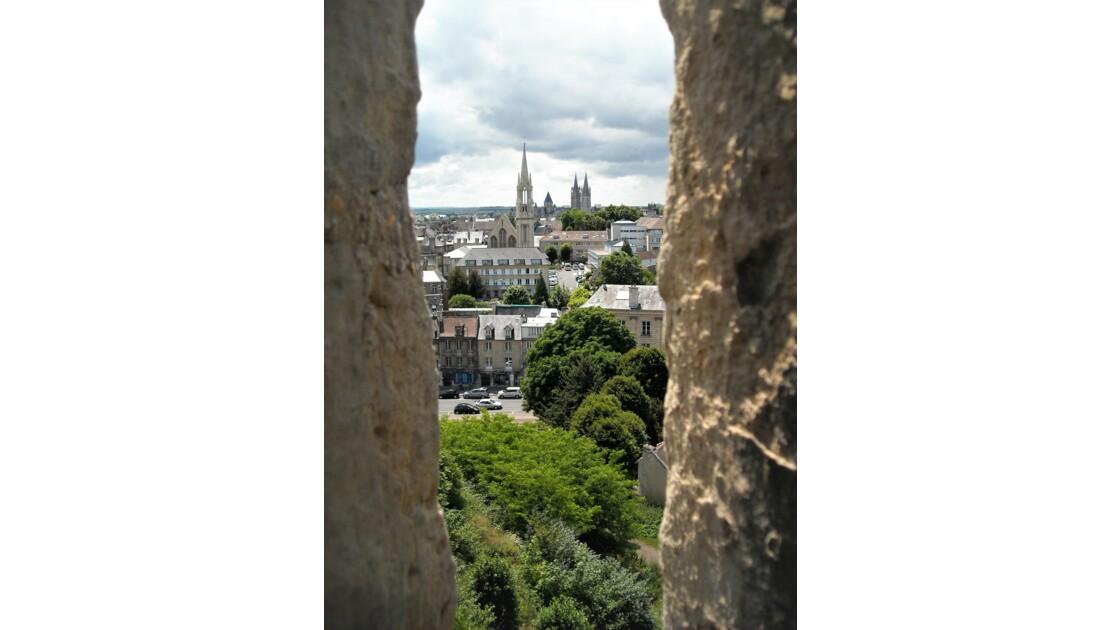 Caen, la ville au cent clochers