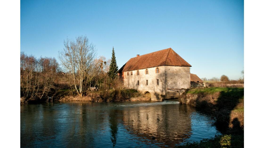Moulin sur la Vallière