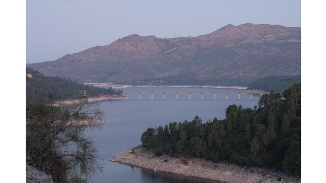 Réservoir de Alto-Lindoso
