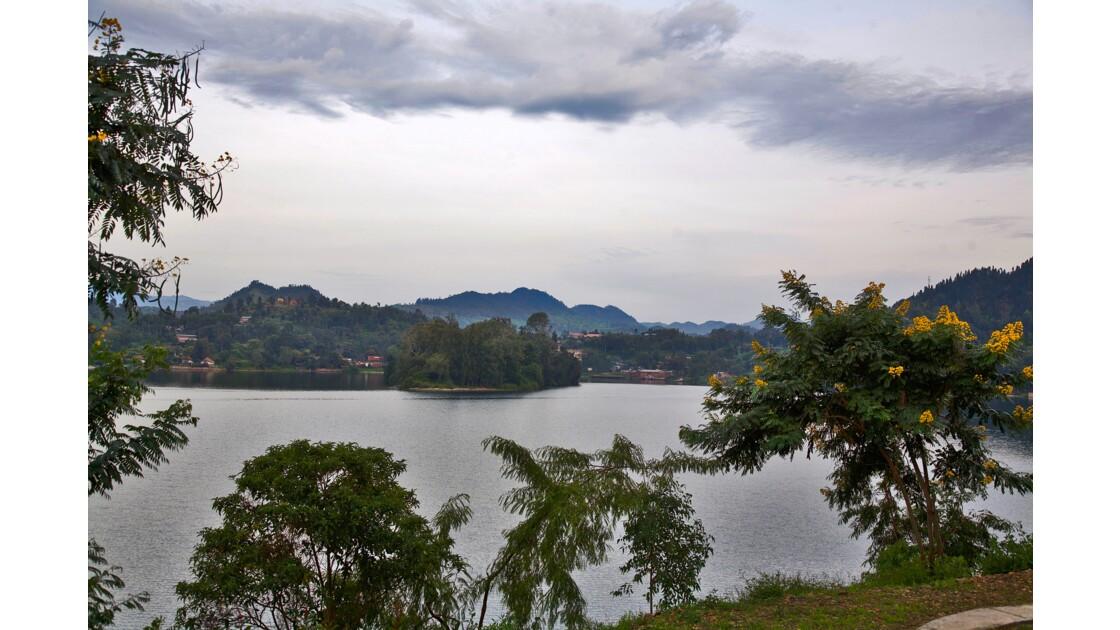 Lac Kivu (Rwan da)
