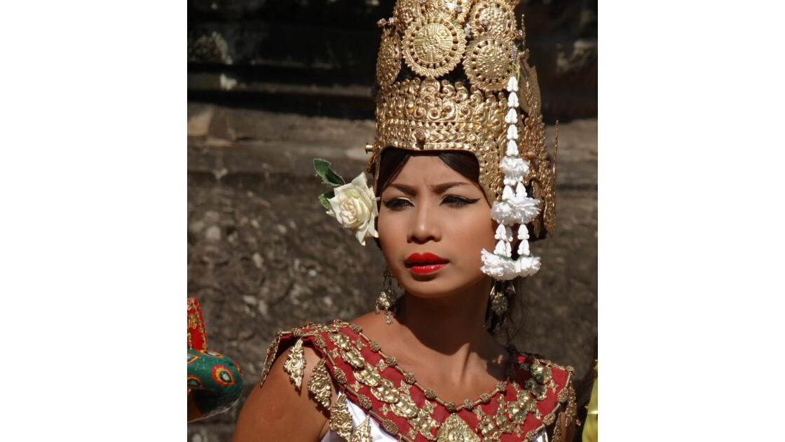 Danseuse Khmère