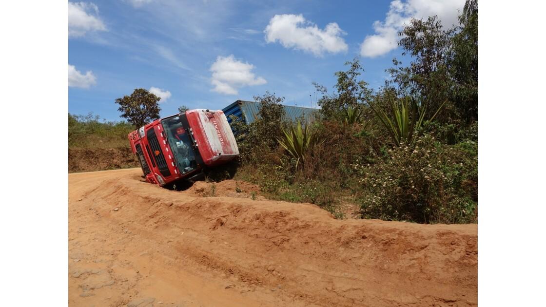 Madagascar RN 7  entre Fianarantsoa et Ambositra 7