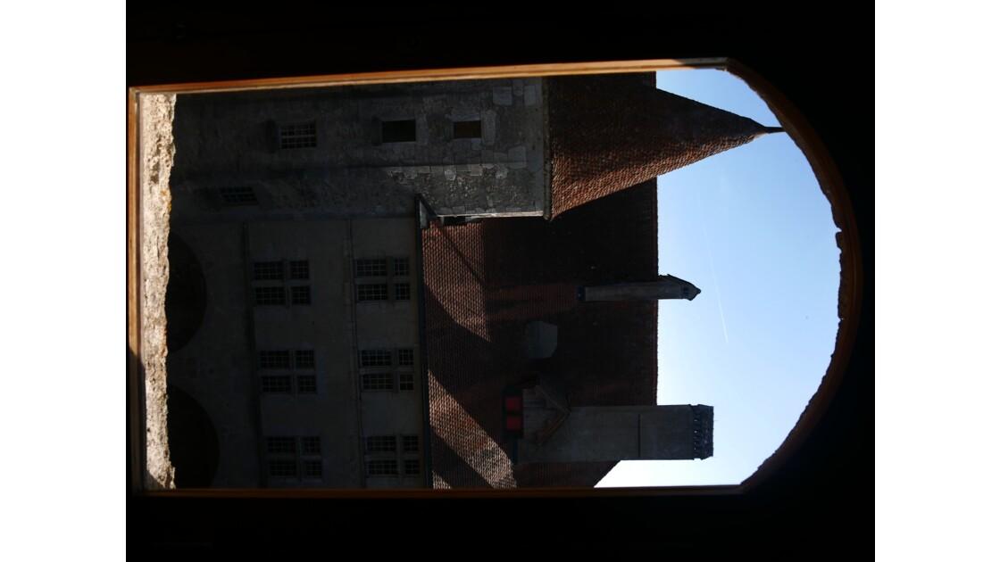 Gruyères - Vues du Château
