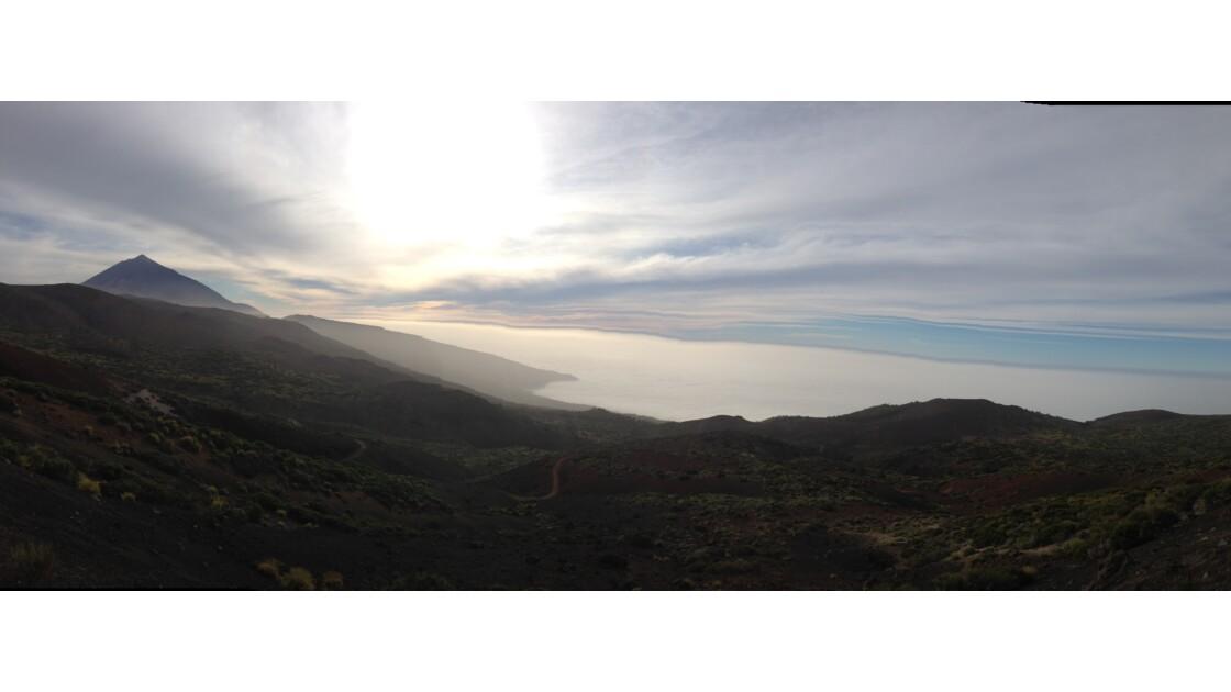 Océan de nuages