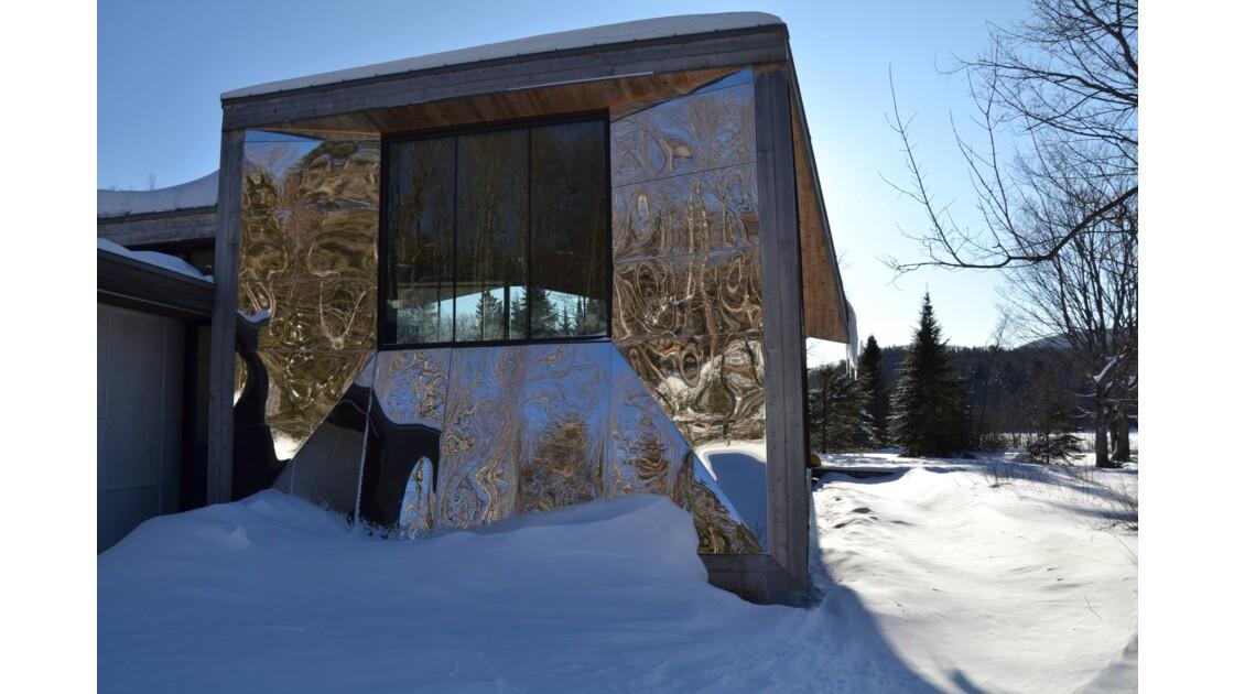 Maison du parc du Mont Tremblant