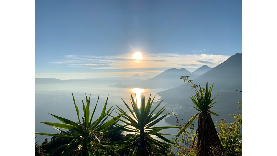 Good morning Atitlan