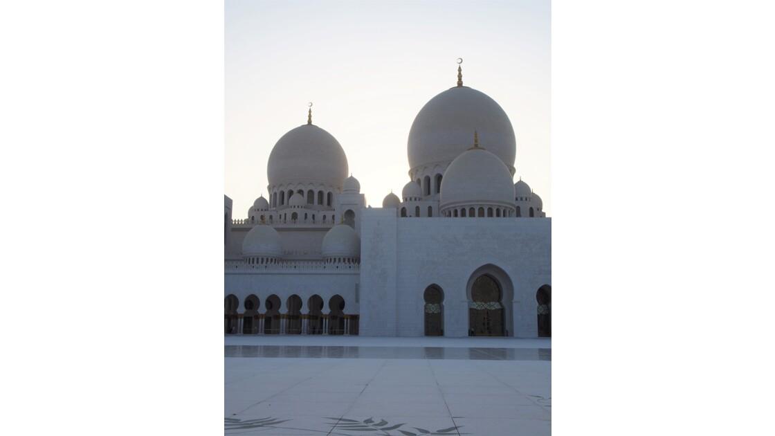 Abou Dhabi - Grande mosquée