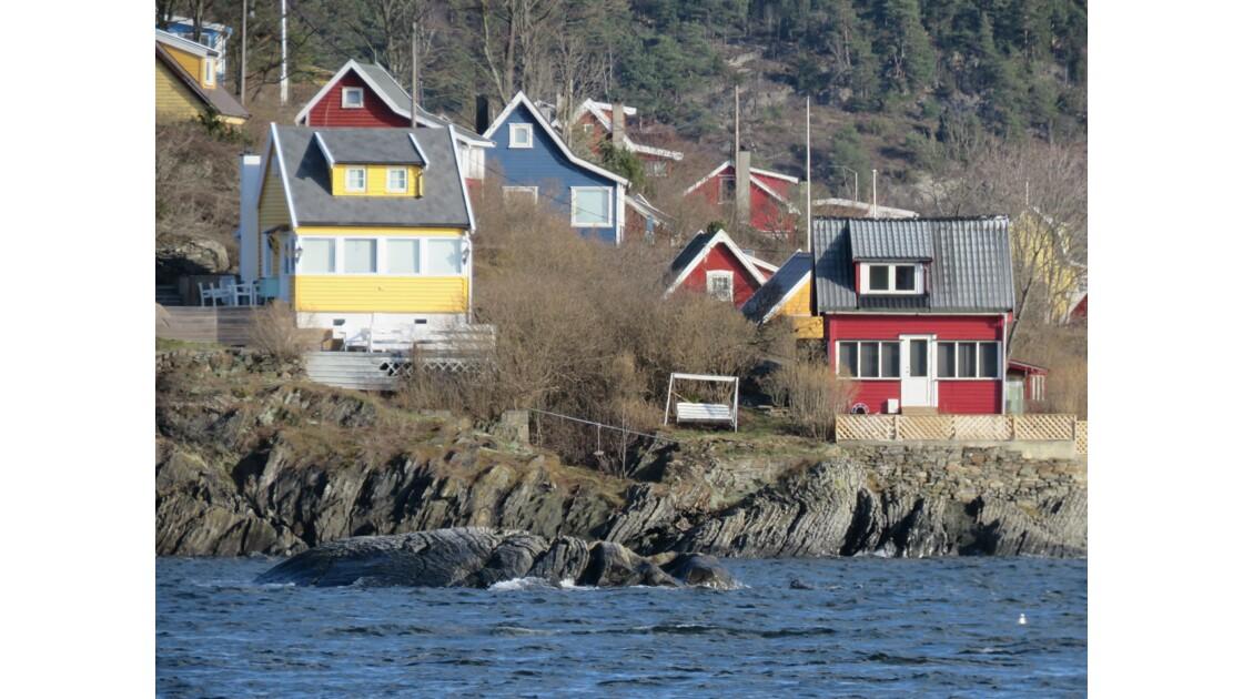 Les îles Norvègiennes