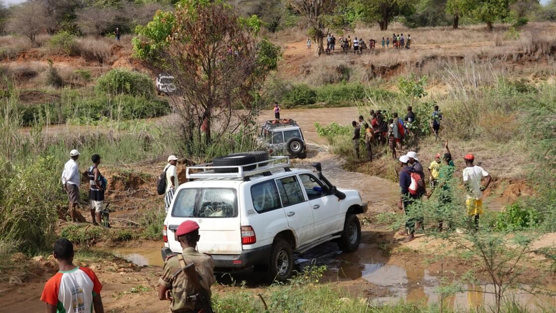 Madagascar De Morondava à Manja 6