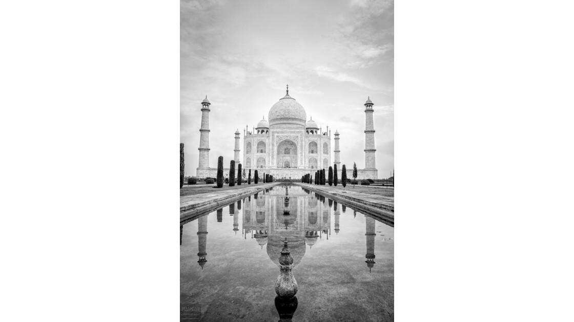 magique Taj Mahal