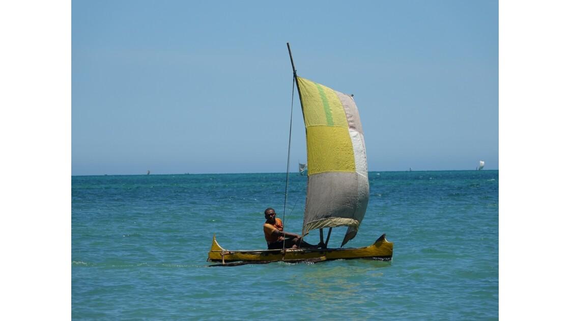Madagascar Port de pêche d'Ifaty 8