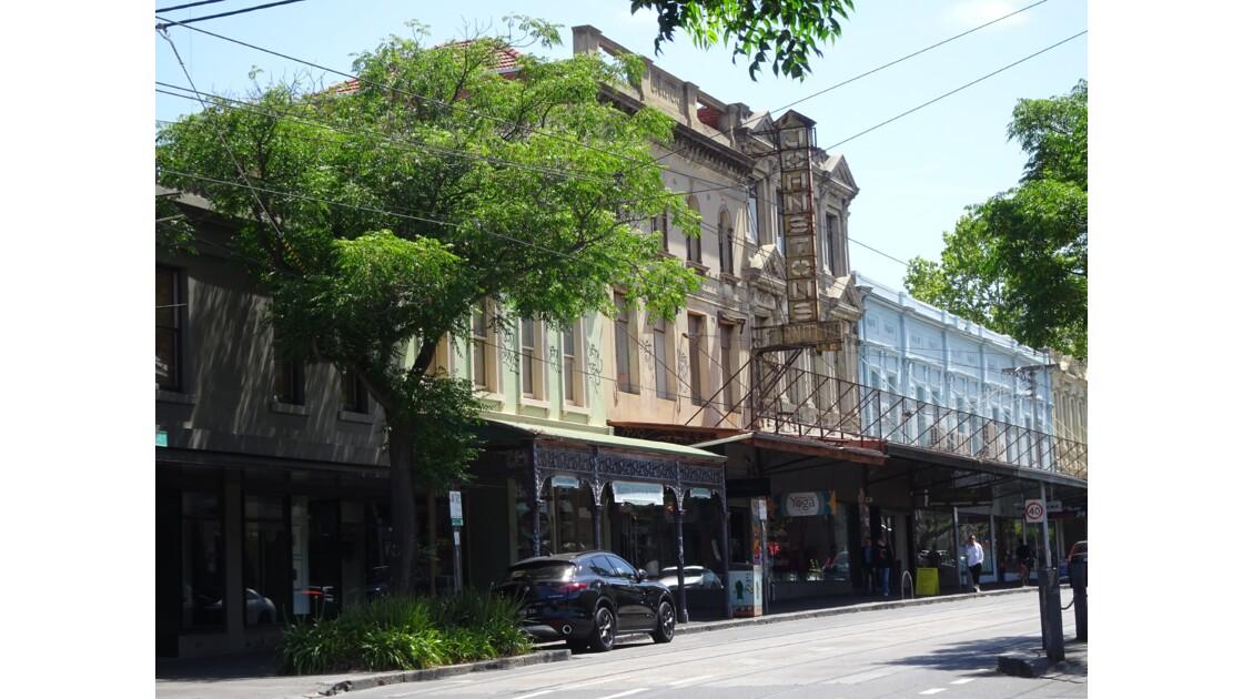 Melbourne d'hier