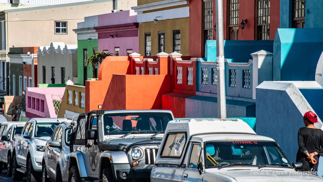 Cape town- Quartier Bo Kaap
