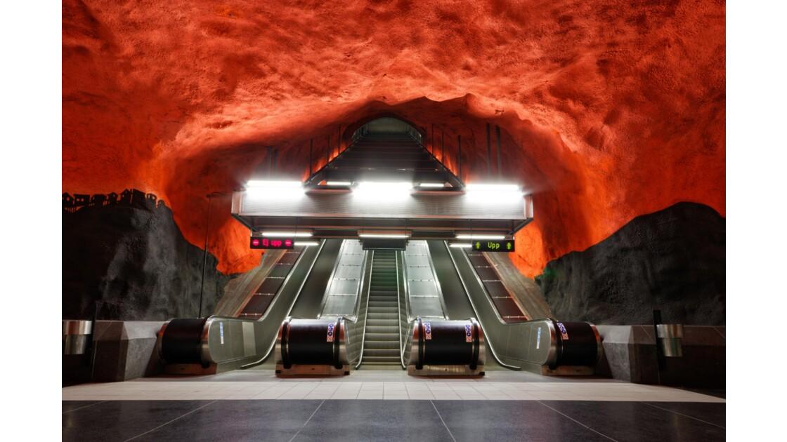 Solna Centrum Station