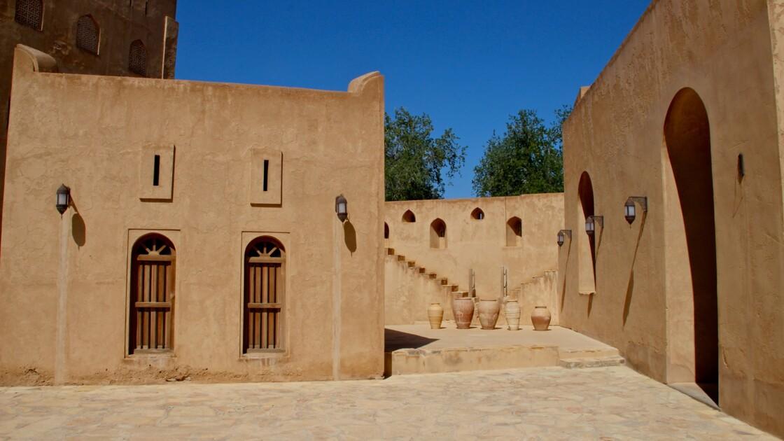 Oman - Jabrin