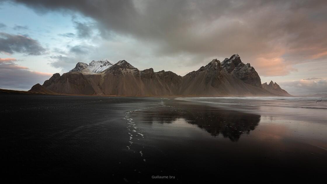 Vestrahorn - Stokksnes en Islande
