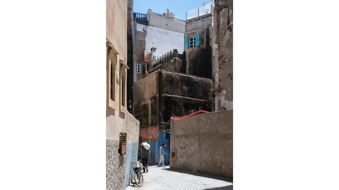 Essaouira, l'ancienne Mogador