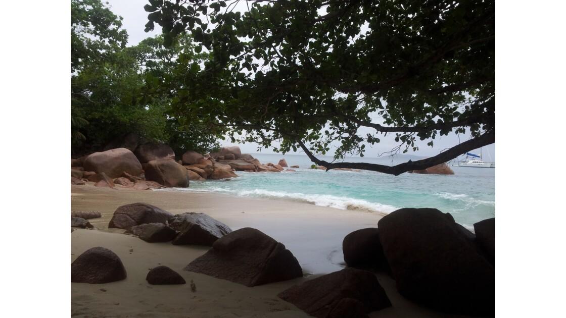 Evasion aux Seychelles