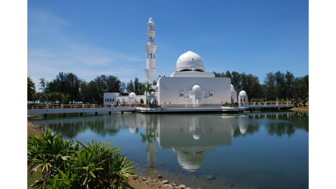 Mosquée Tengku Tengah Zaharah