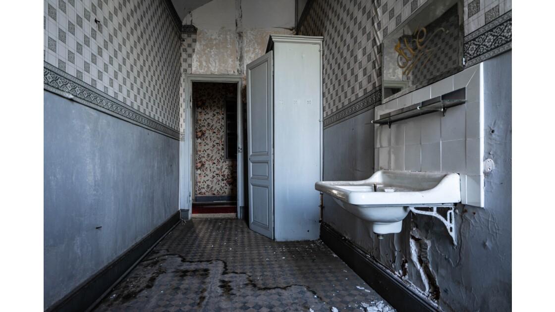 URBEX - lavabo