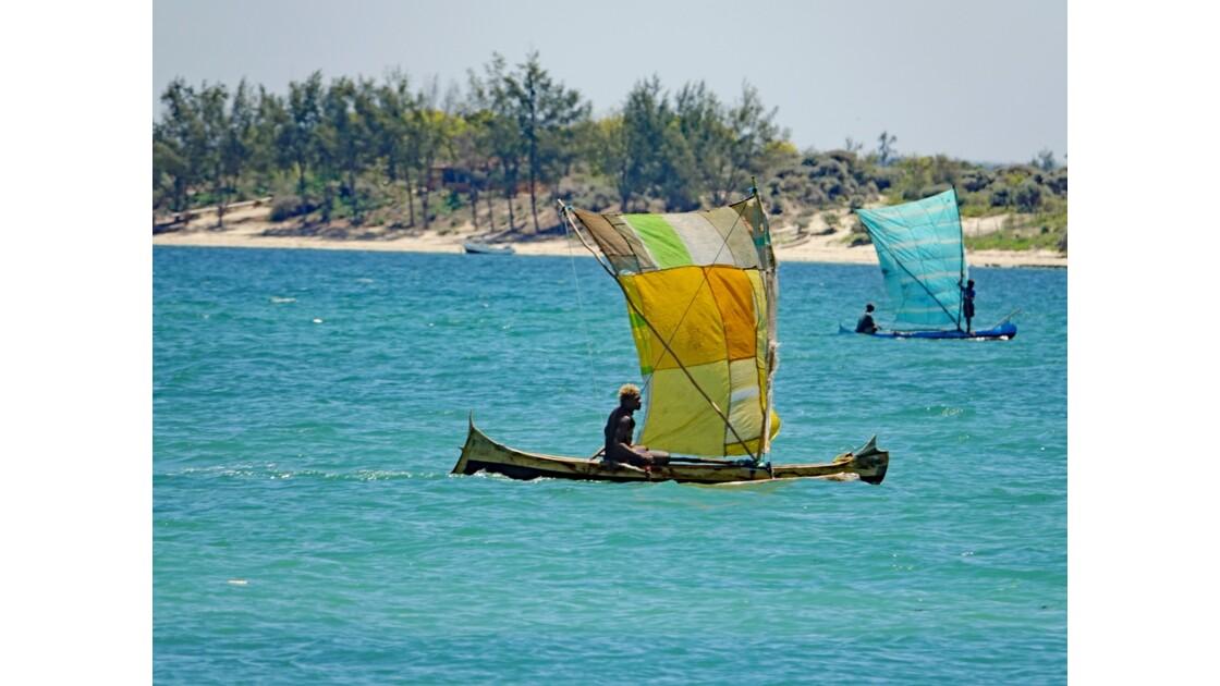 Madagascar Port de pêche d'Ifaty 4