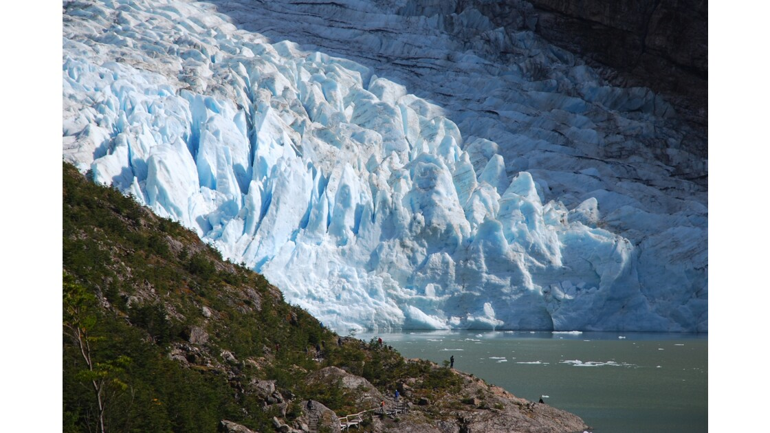 Glacier Serrano