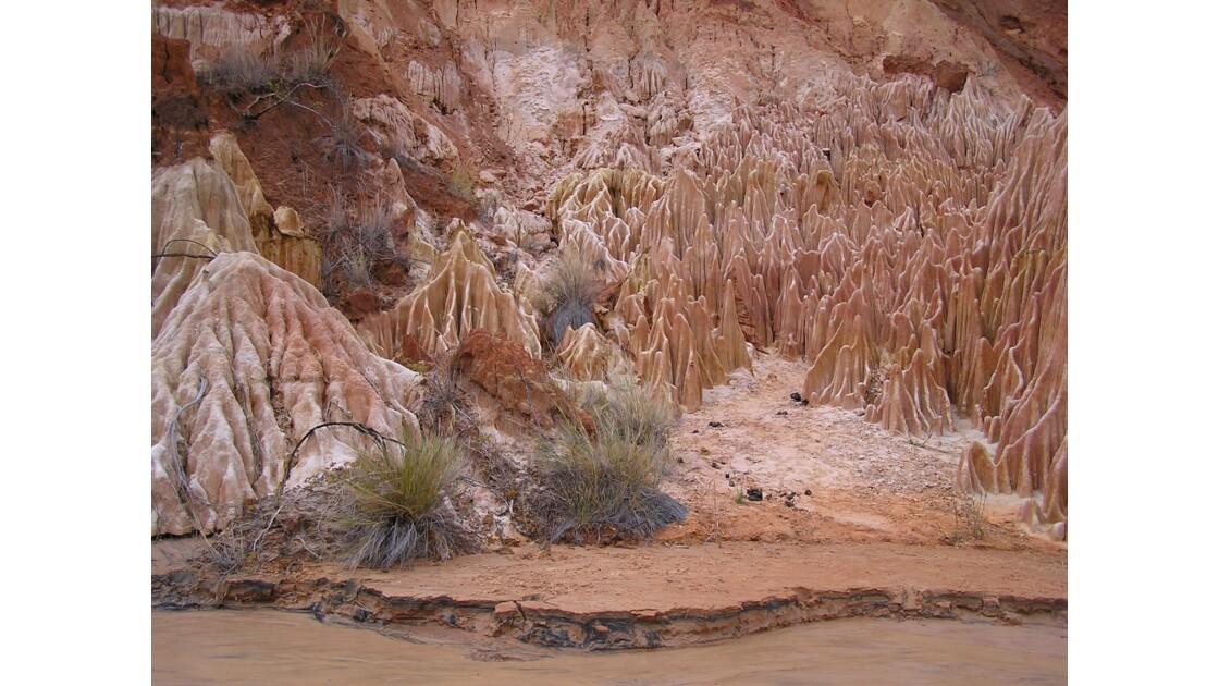 Tsingys rouges d'Irodo