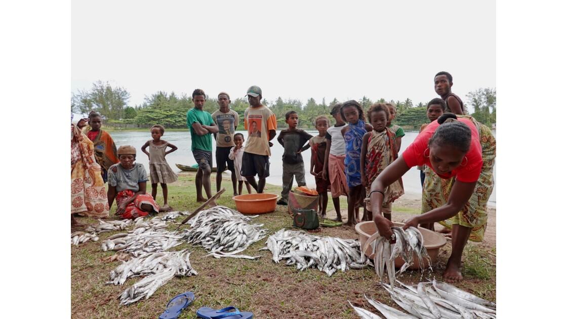 Madagascar Canal des Pangalanes Retour de pêche 5