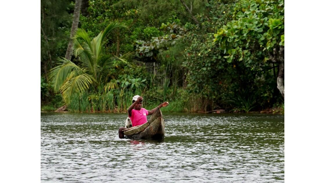 Madagascar Canal des Pangalanes 2