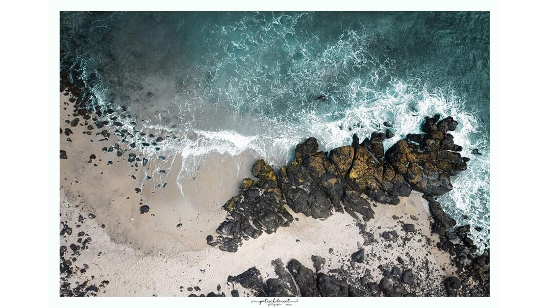 Plage de Trois Bassins  - Île de la Réunion © P A T R I C K • B A R R E T