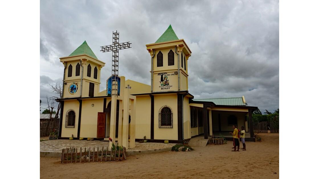 Madagascar Befasy L'église 2