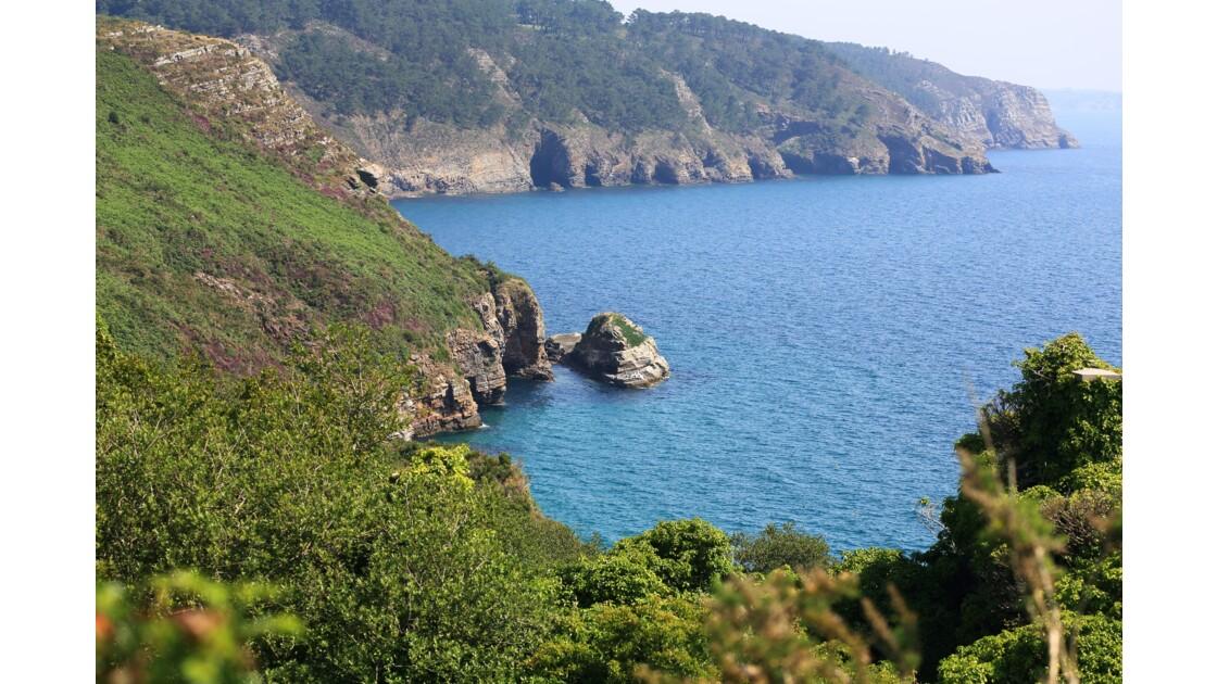 Pointe de la Chèvre - Presqu'île de Crozon
