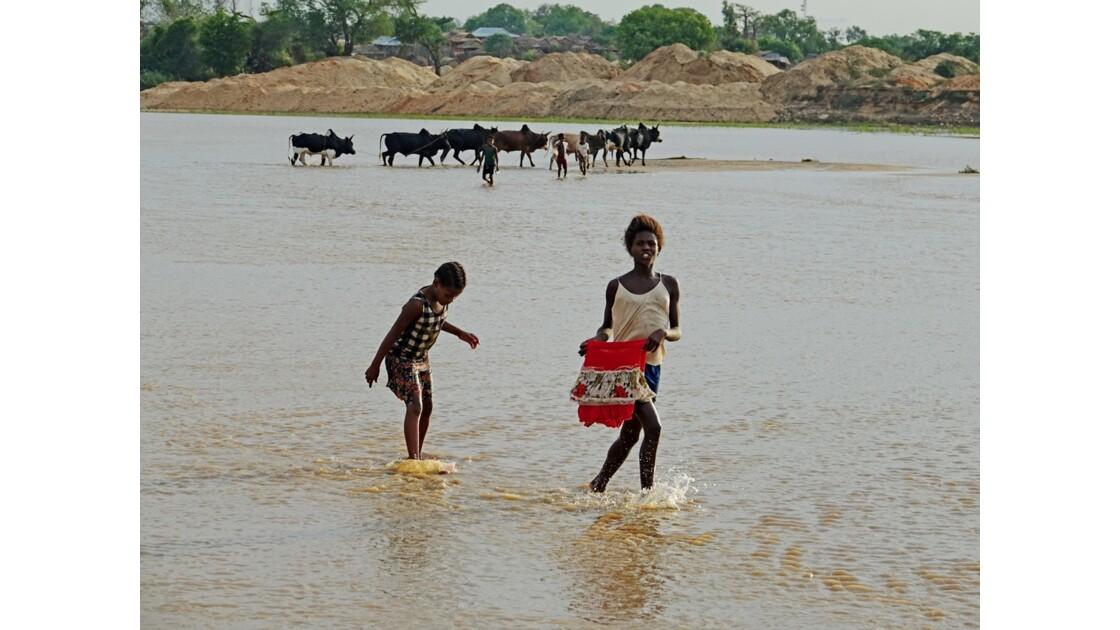 Madagascar Rivière Mangoky 2