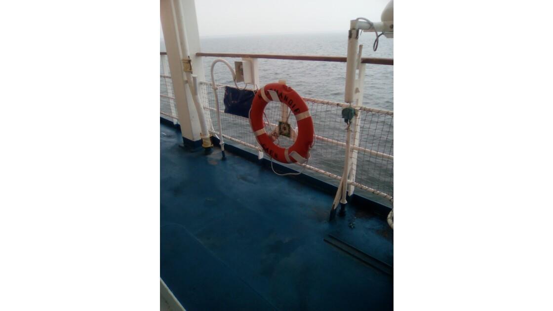 bienvenu à bord