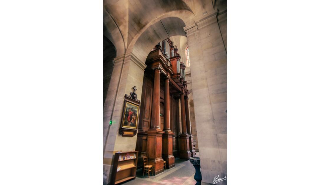 Cathédrale St Luois